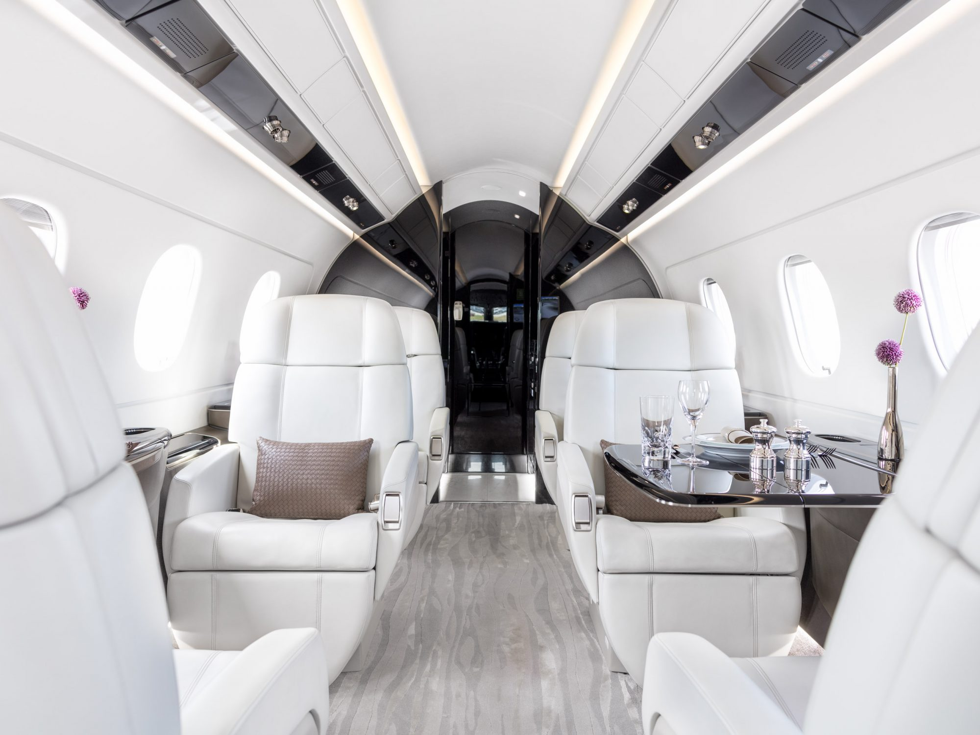 private jet holiday package