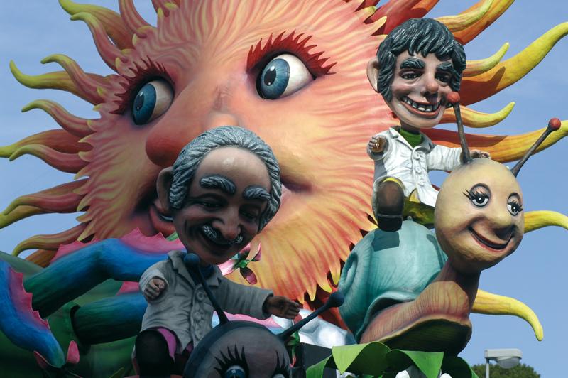 Il Carnevale di Putignano