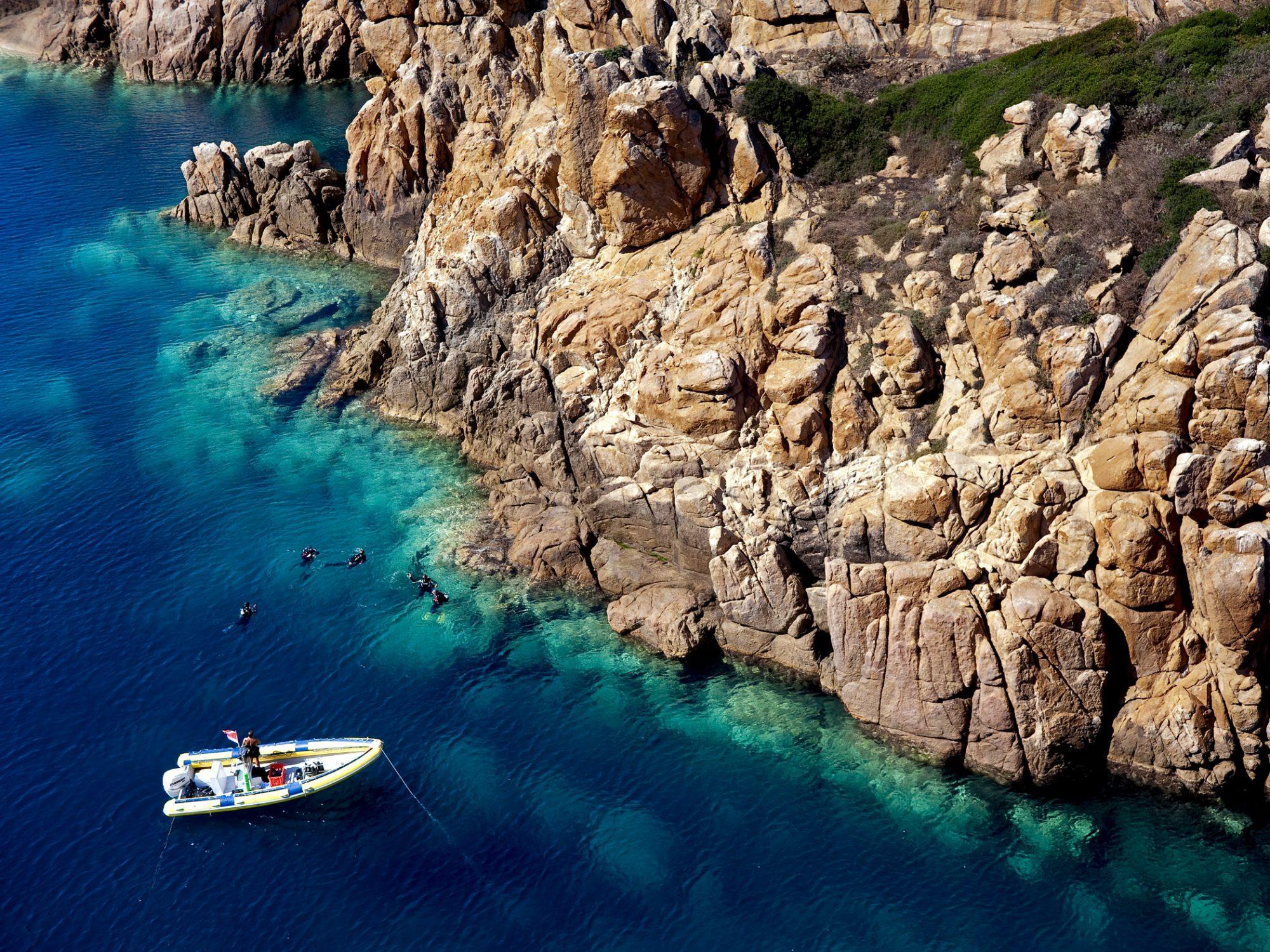 Sardinia weather