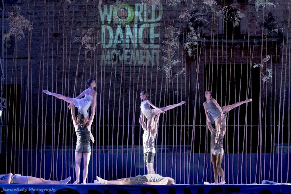World Dance Movement Festival in Puglia