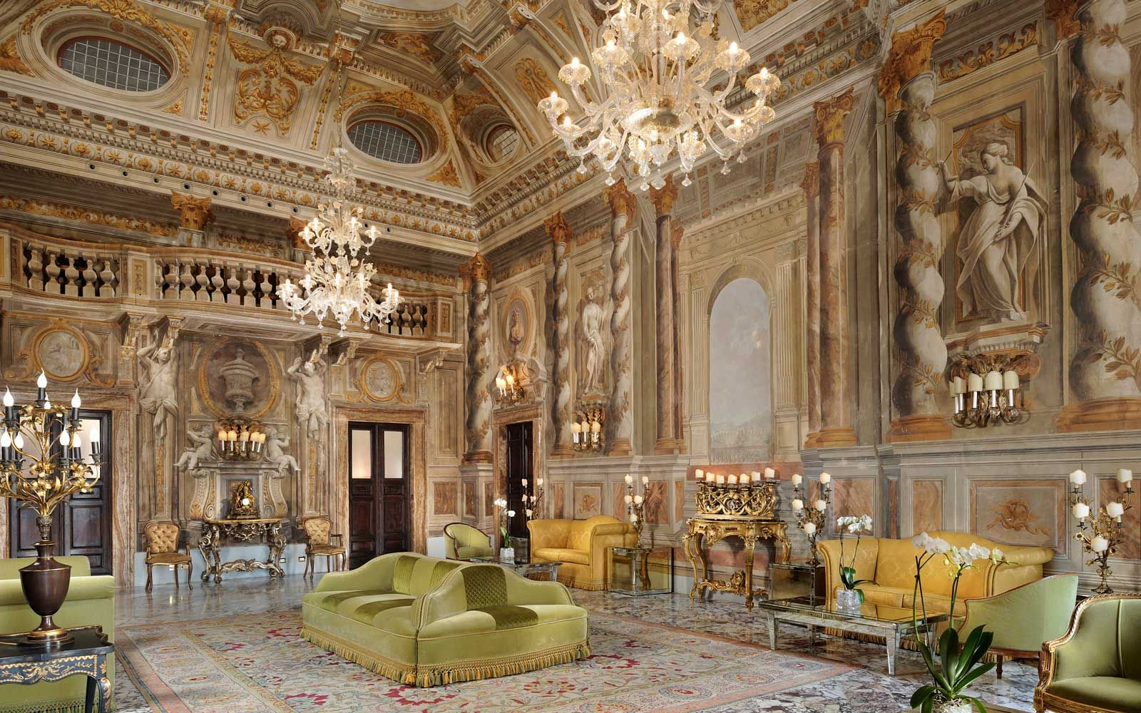 Grand Hotel Continental , Siena