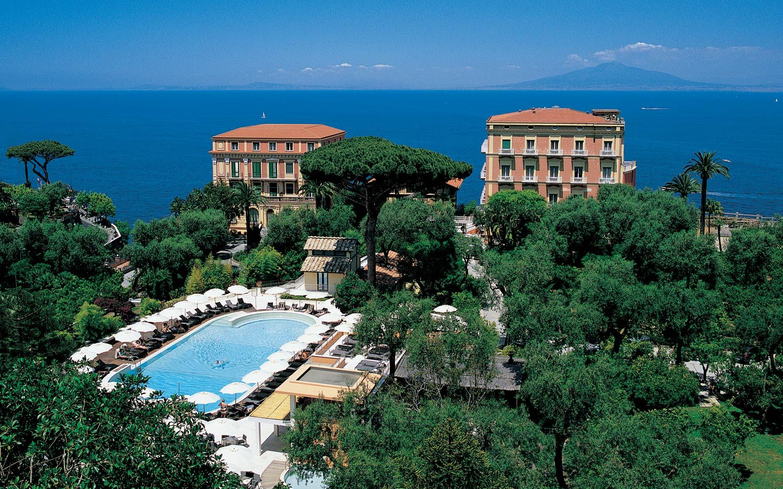 Grand Hotel Excelsior - Sorrento