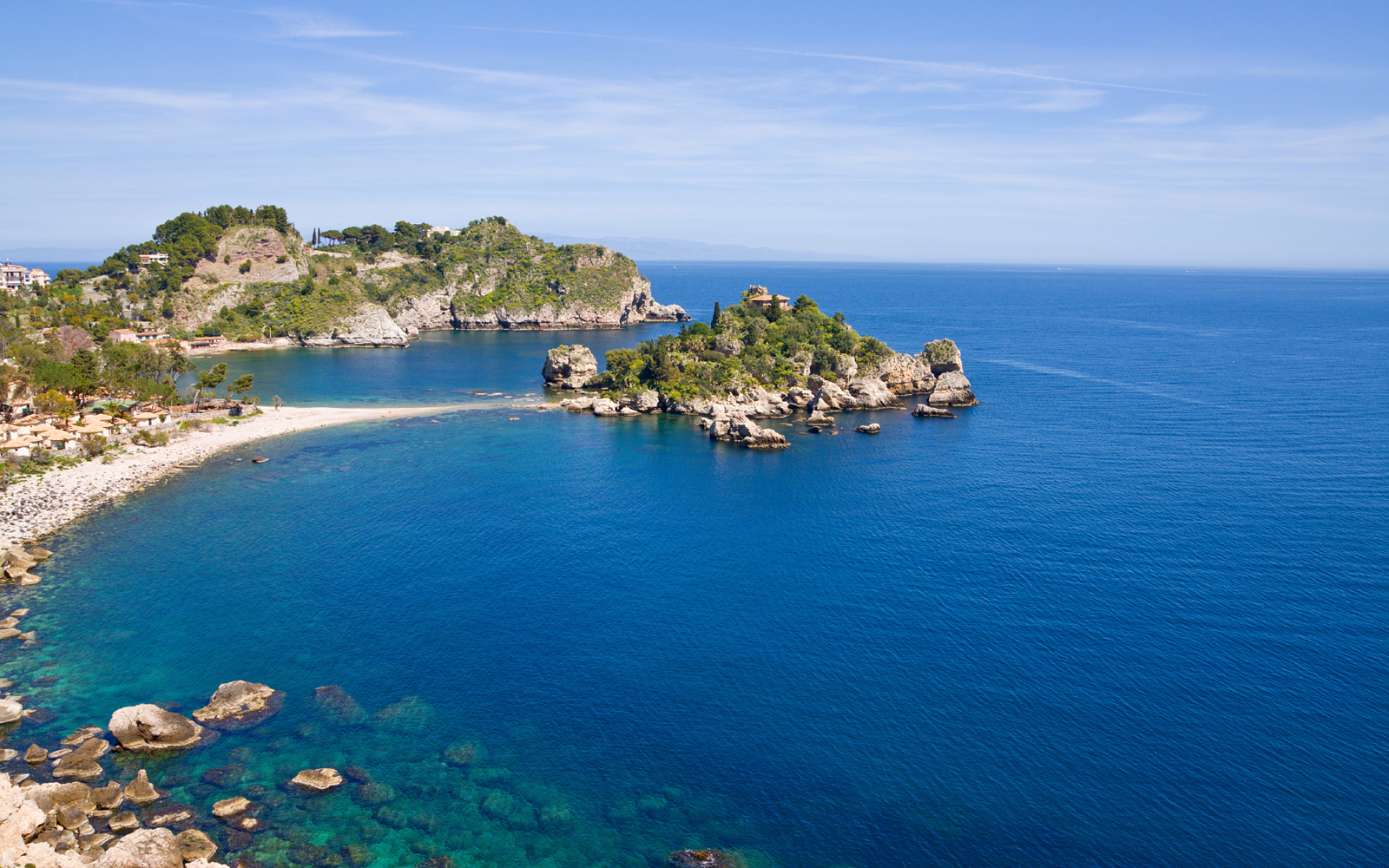Isola-bella-in-Taormina,-Sicily--