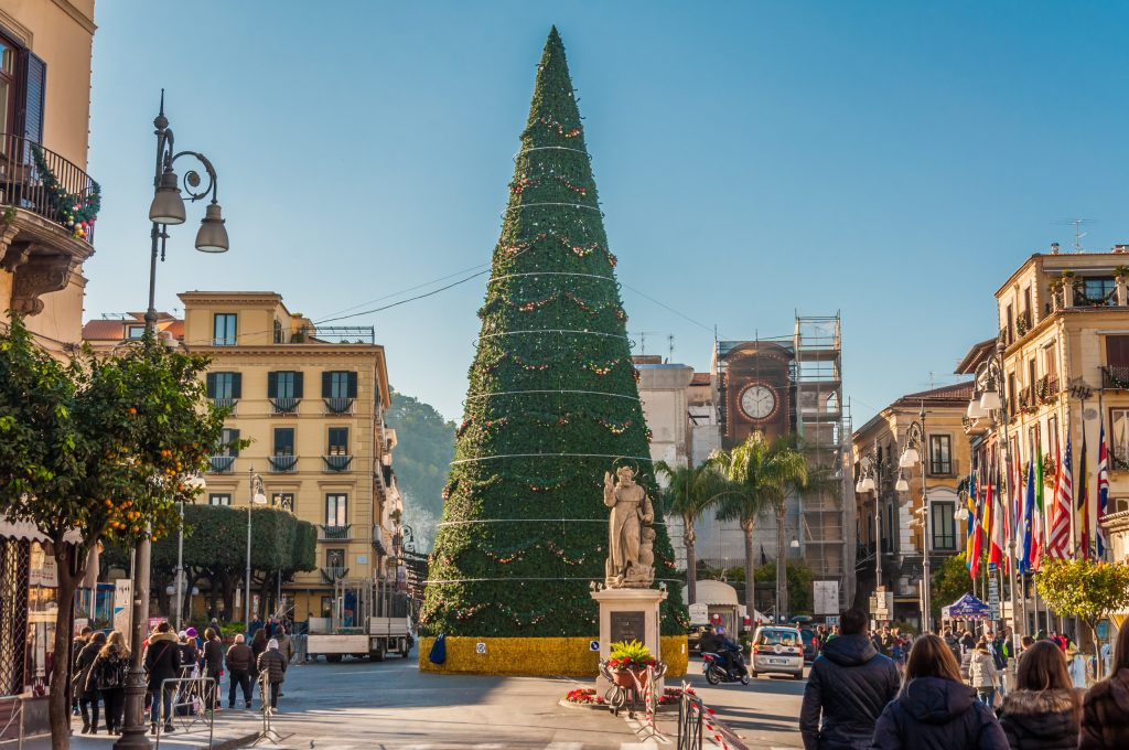 Neapolitan Riviera at Christmas