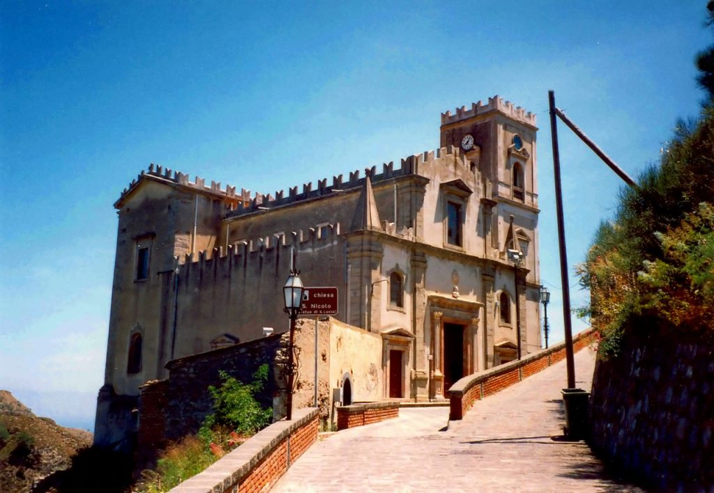 church in Savoca