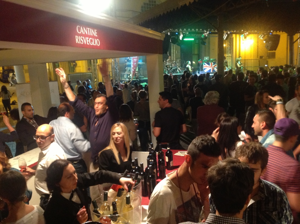 Negroamaro Wine Festival 2015, Brindisi - From 05 to 9 June 2015