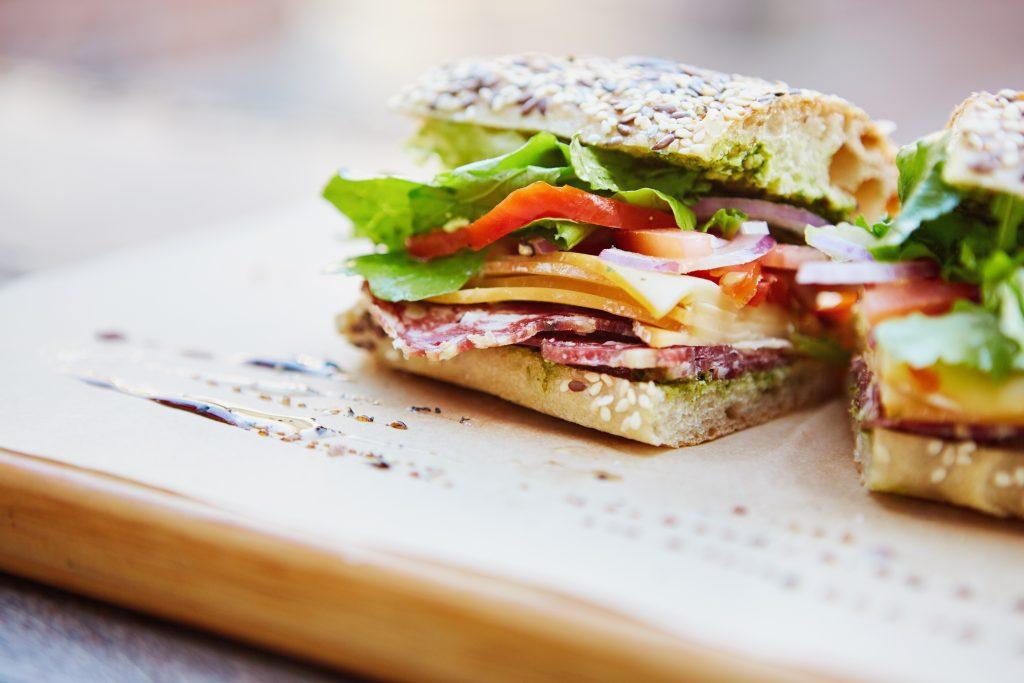 Sandwiches in Palermo