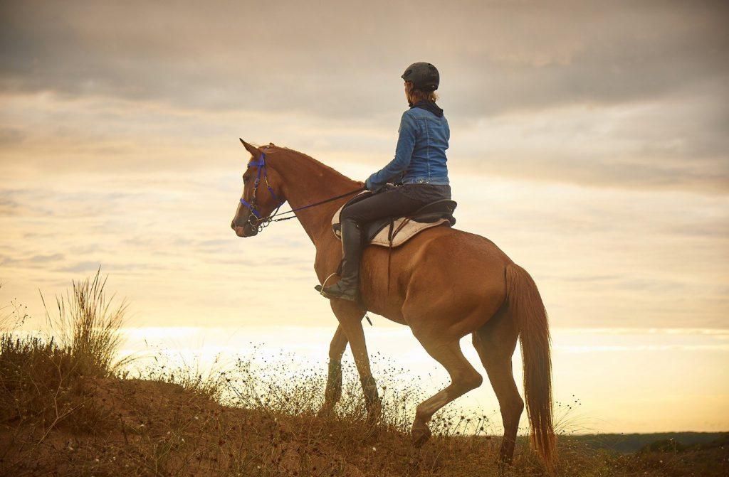 Chia Horse-riding Sardinia