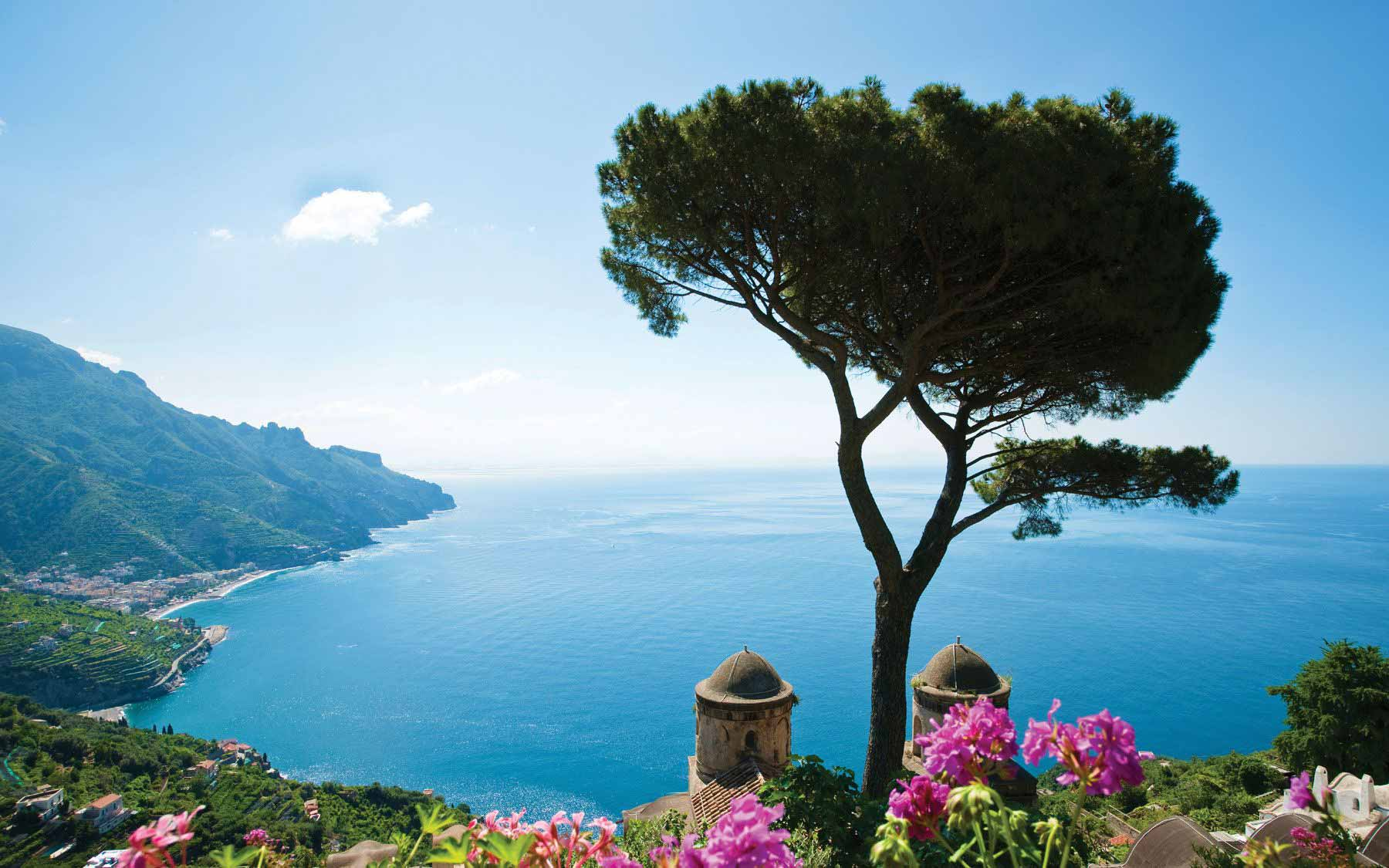 Quaint and peaceful Ravello