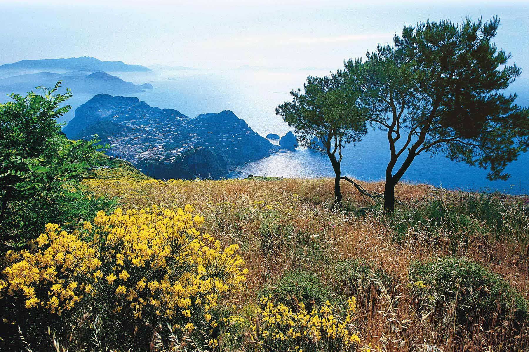 Spring time on the Amalfi Coast
