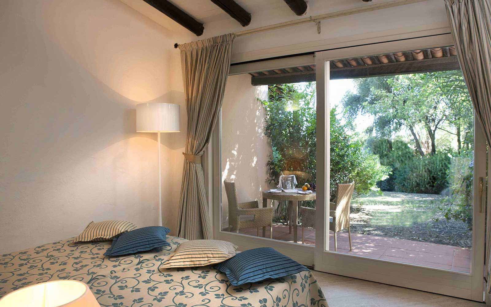Superior room at Forte Village Il Borgo
