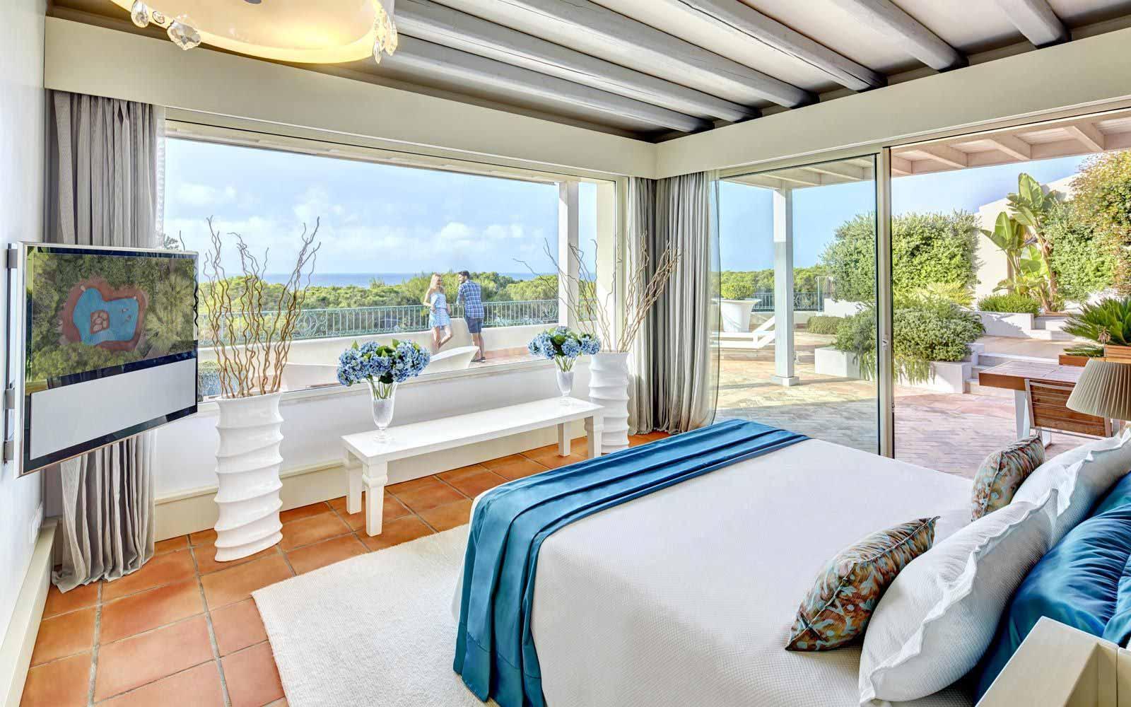 Hotel Castello Presidential Suite At Forte Village Resort