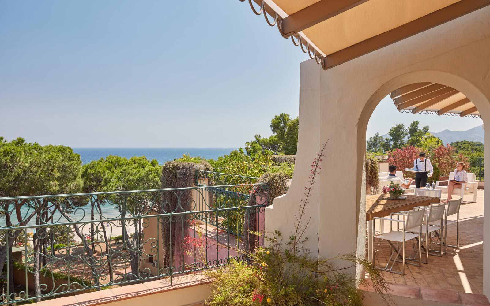 Hotel Castello Imperial Suite Terrace at Forte Village Resort