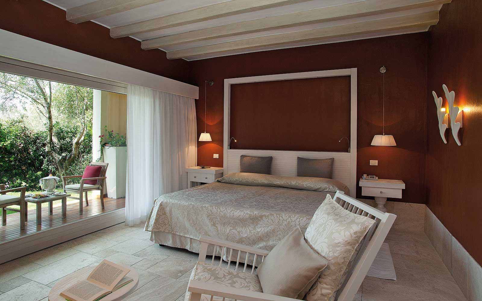 A Suite at Forte Village Le Dune