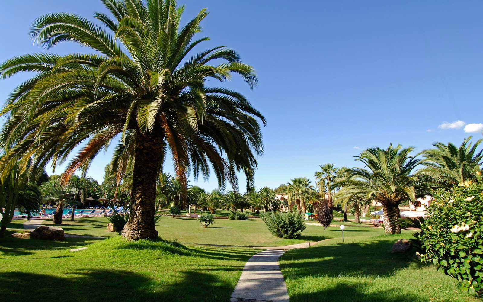 Park View at Residence Baia delle Palme