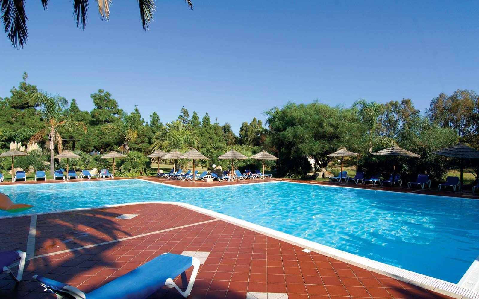 Swimming Pool at Residence Baia delle Palme