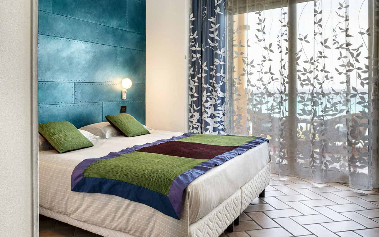 Classic Seaview Room at Hotel Stella Maris
