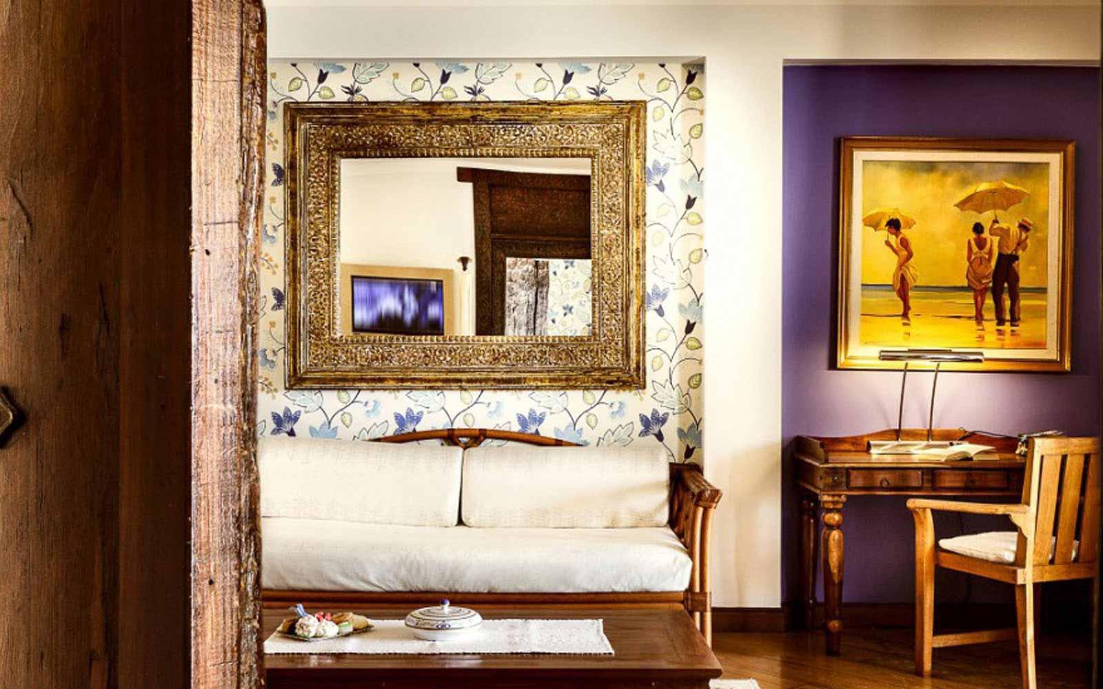Presidential Suite at Hotel Stella Maris