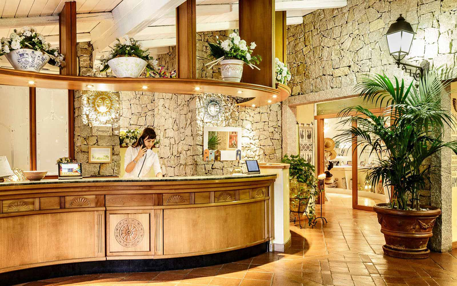 Hotel Stella Maris Reception
