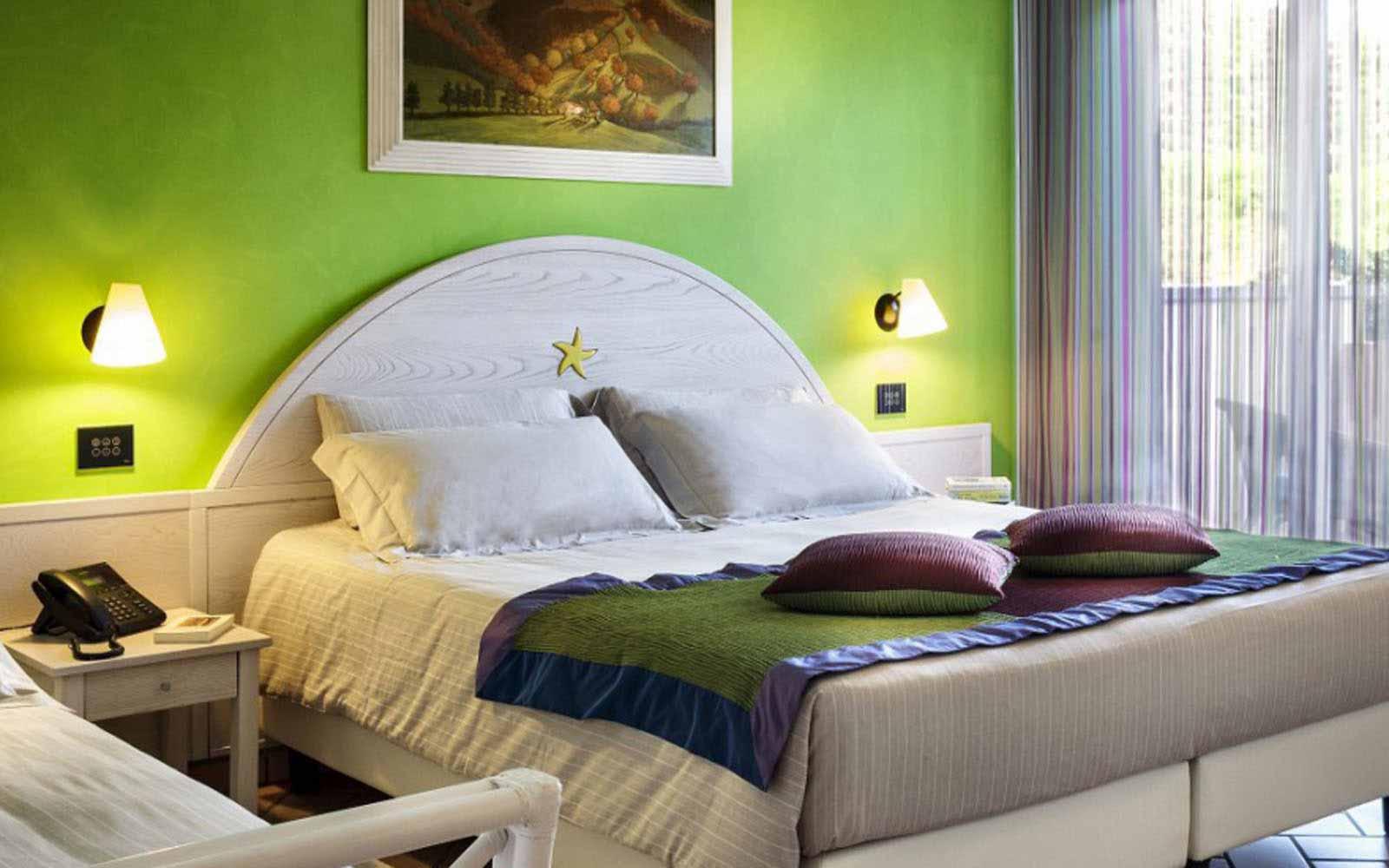 Classic Room at the Hotel Stella Maris