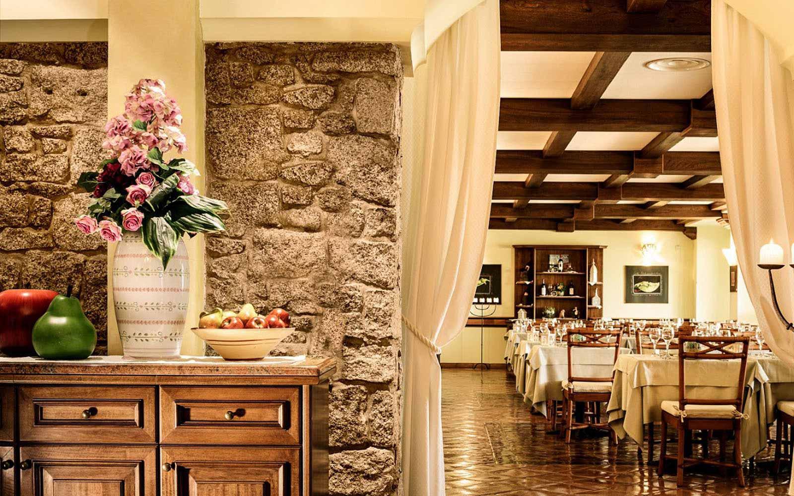 Mediterranean Restaurant at Hotel Stella Maris
