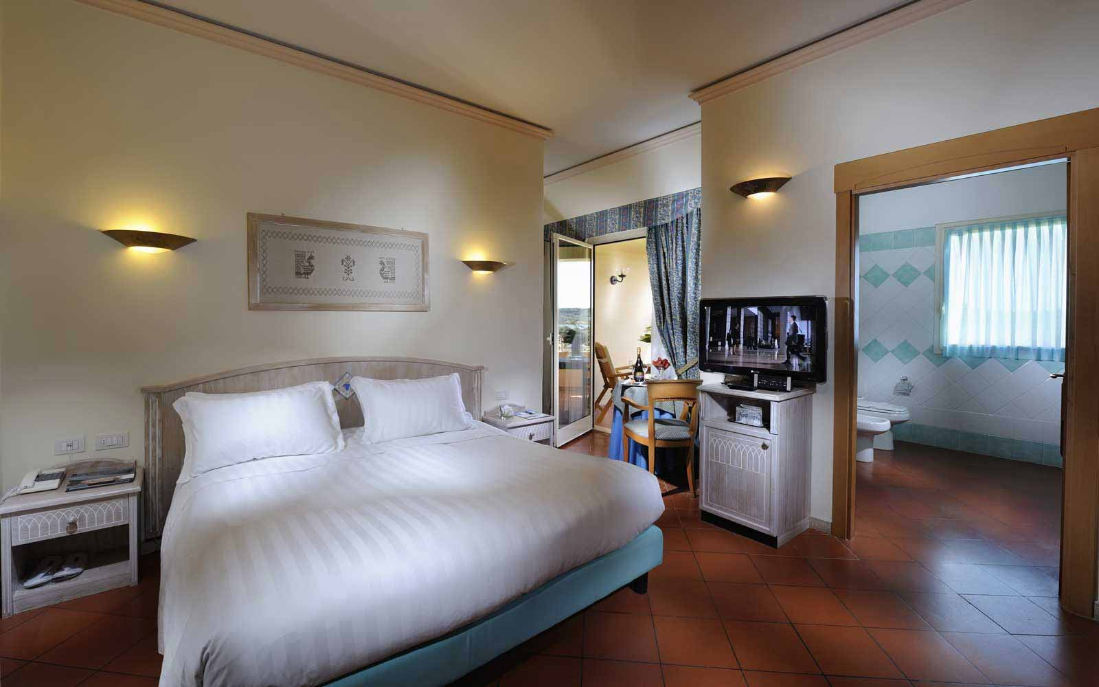 Superior room at Pullman Timi Ama Sardegna