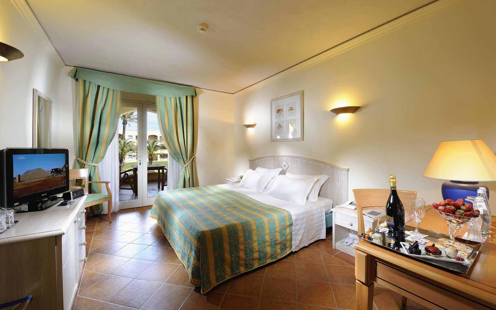 Classic room at Pullman Timi Ama Sardegna