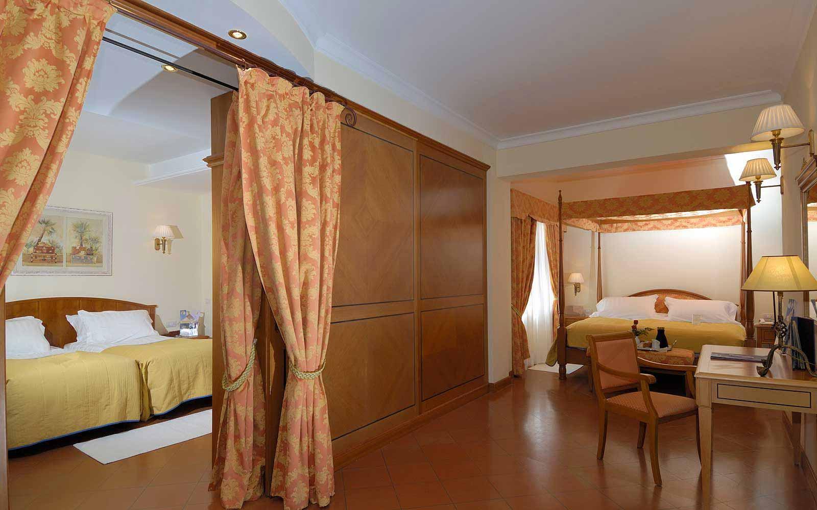 Baldacchino Suite at Pullman Timi Ama Sardegna