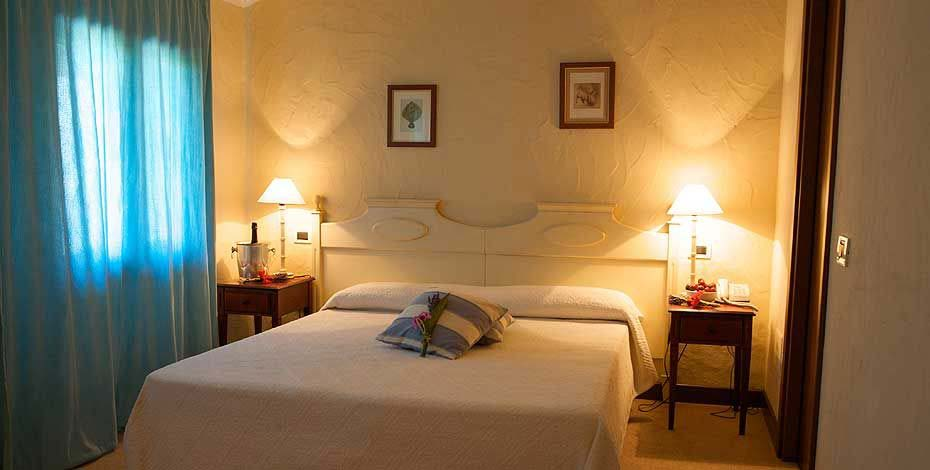 Classic room at Is Benas Country Lodge