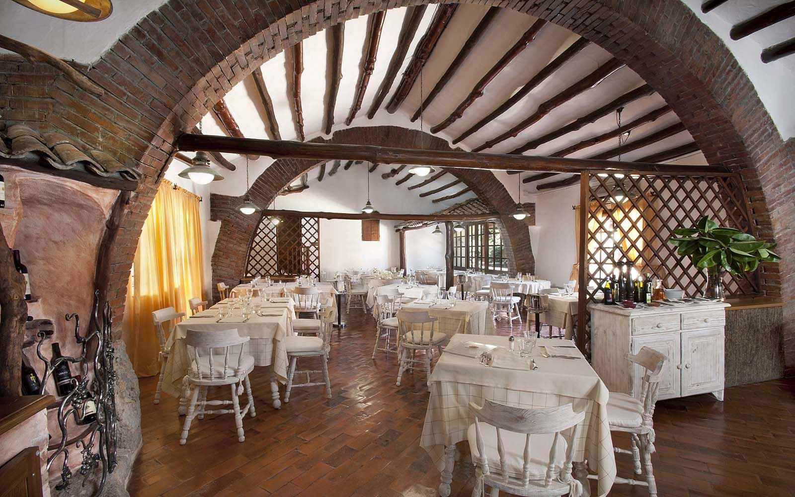 Il Pomodoro Restaurant in Costa Smeralda