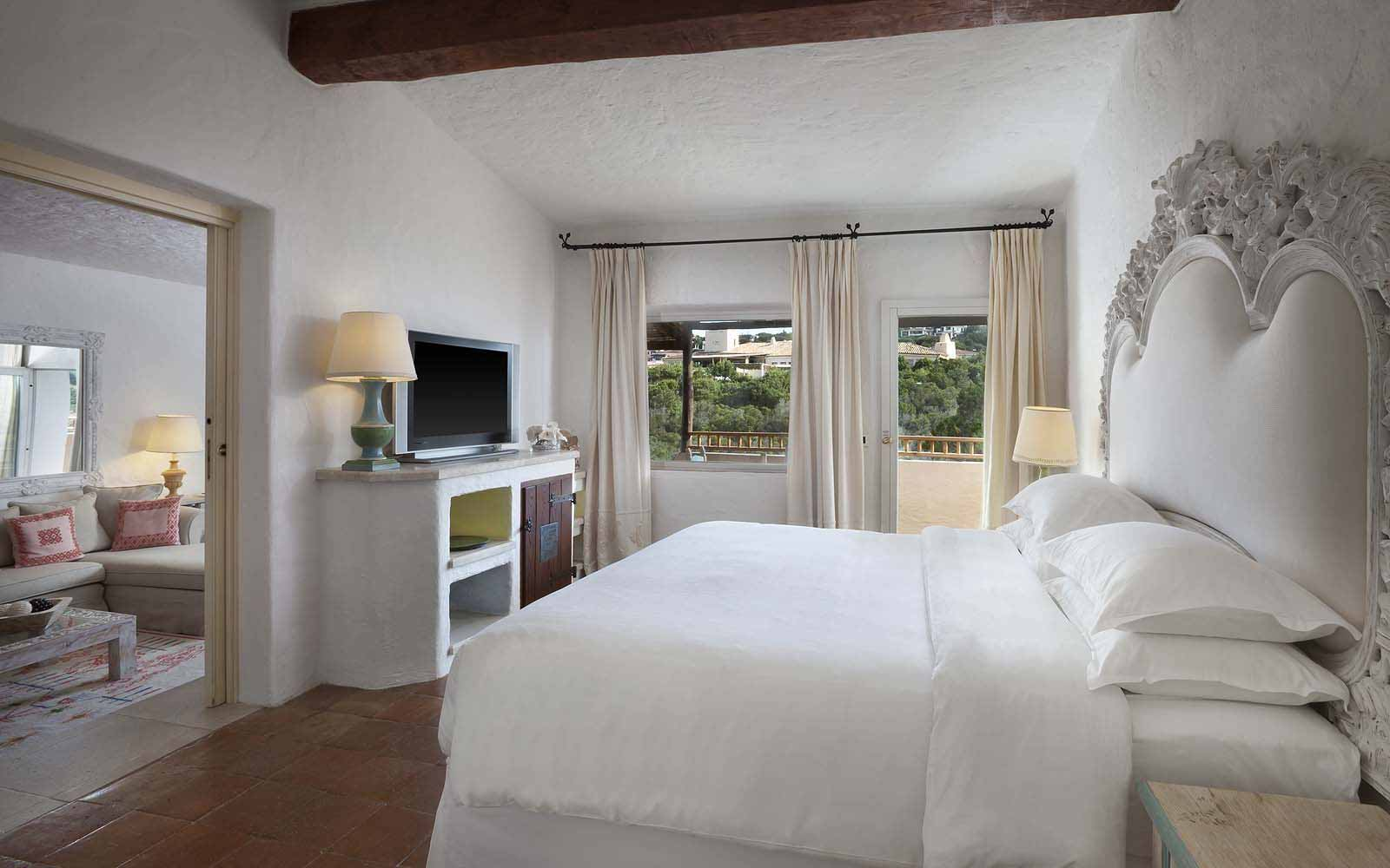 Premium Suite at the Hotel Cervo