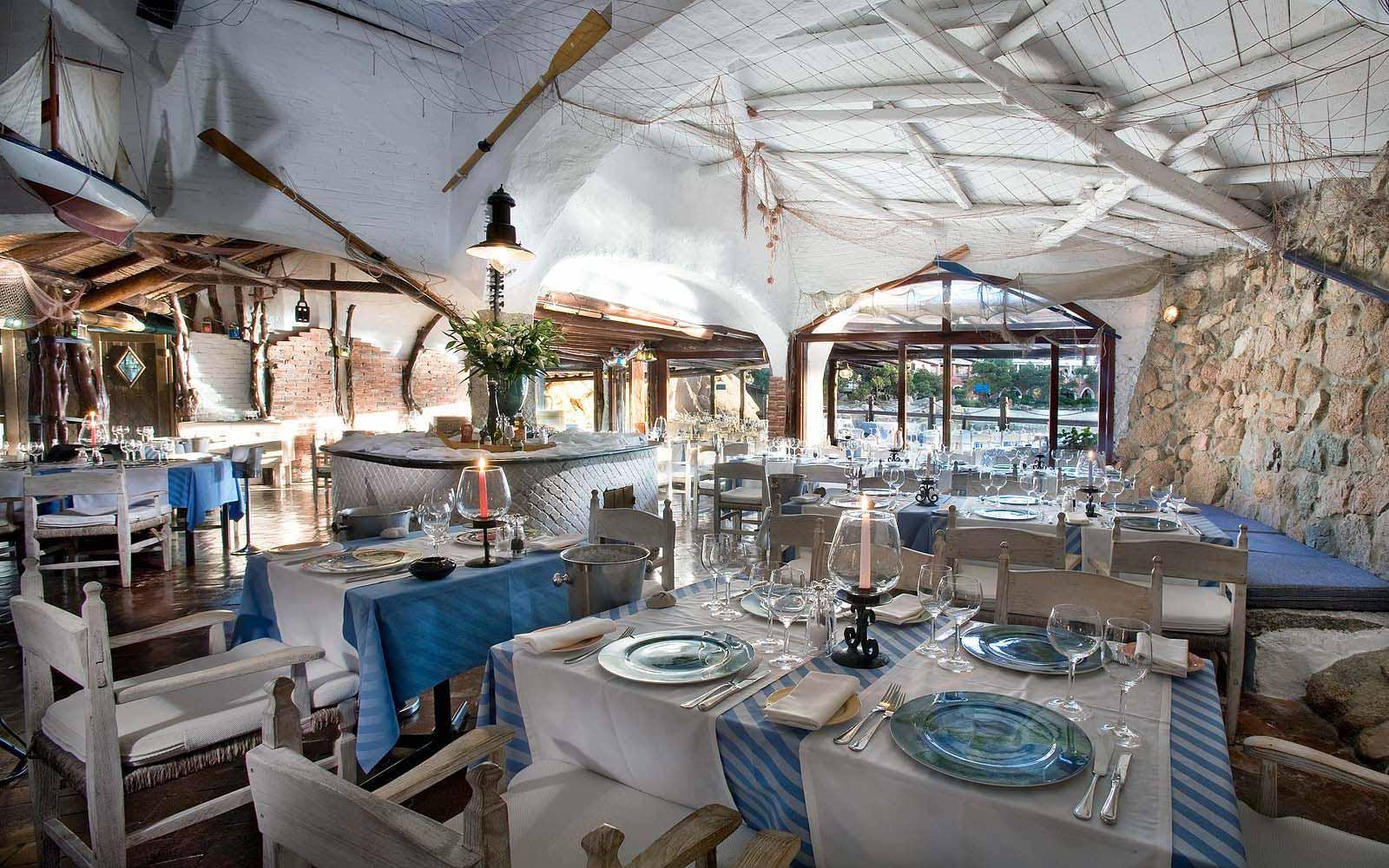 Il Pescatore Restaurant in Costa Smeralda