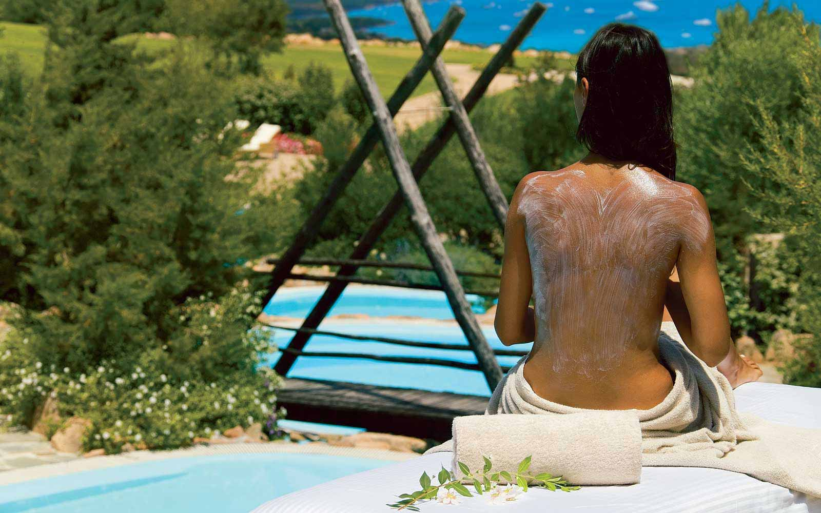 Wellness & Beauty Centre at Colonna Pevero Hotel