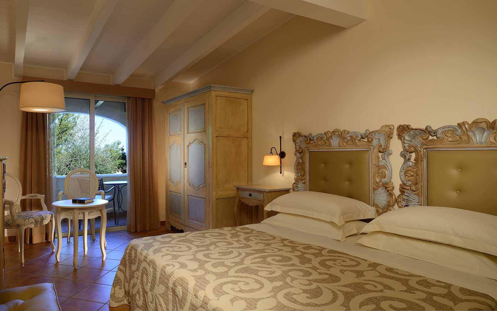 Classic Room at Colonna Pevero Hotel