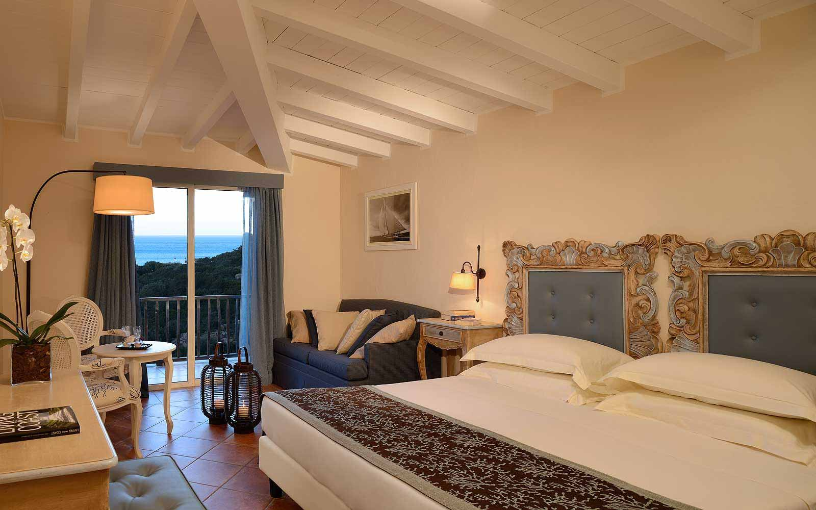 Superior Room at Colonna Pevero Hotel