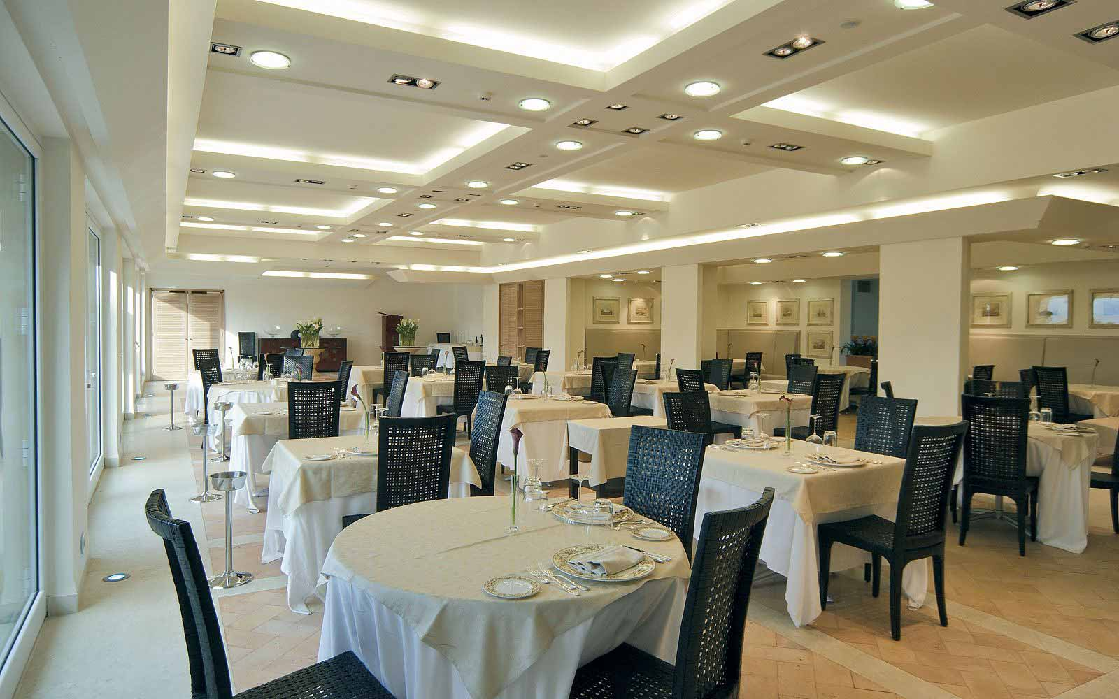 Restaurant at L'Ea Bianca Luxury Resort