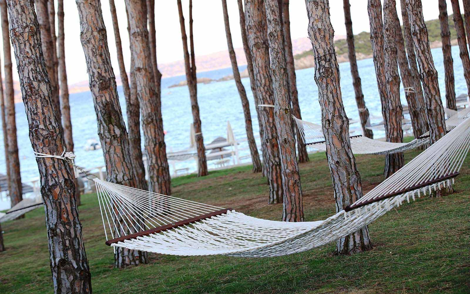 Relax and unwind at La Coluccia Hotel & Beach Club