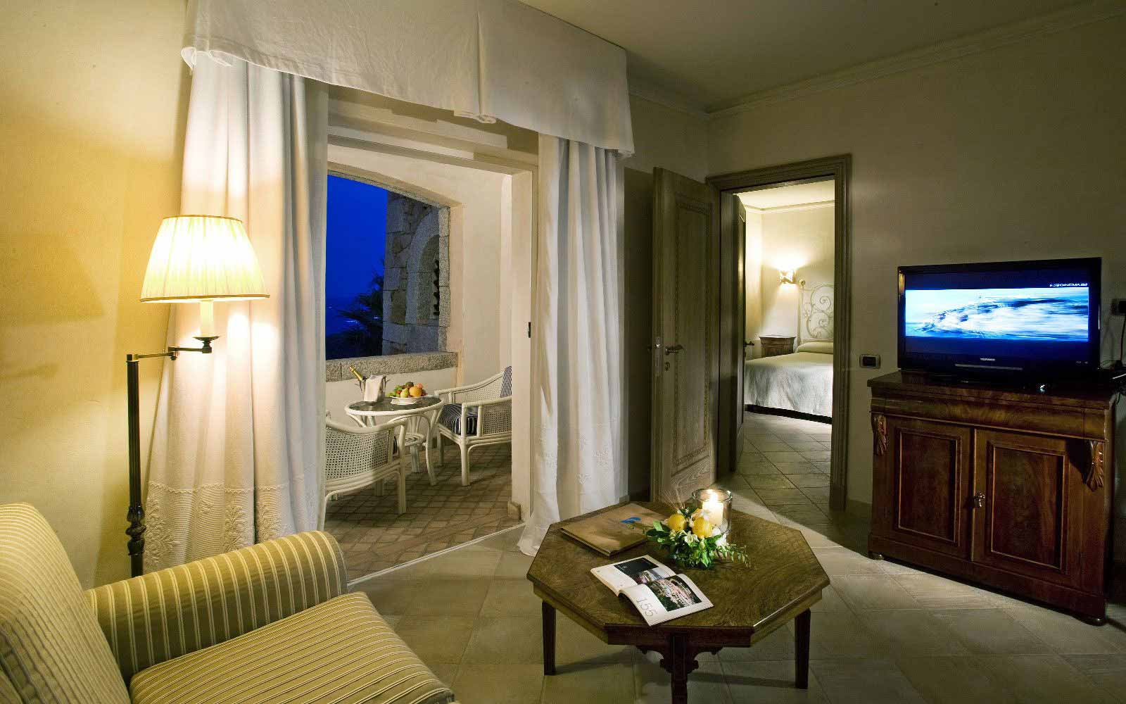 Suite at Hotel Petra Bianca