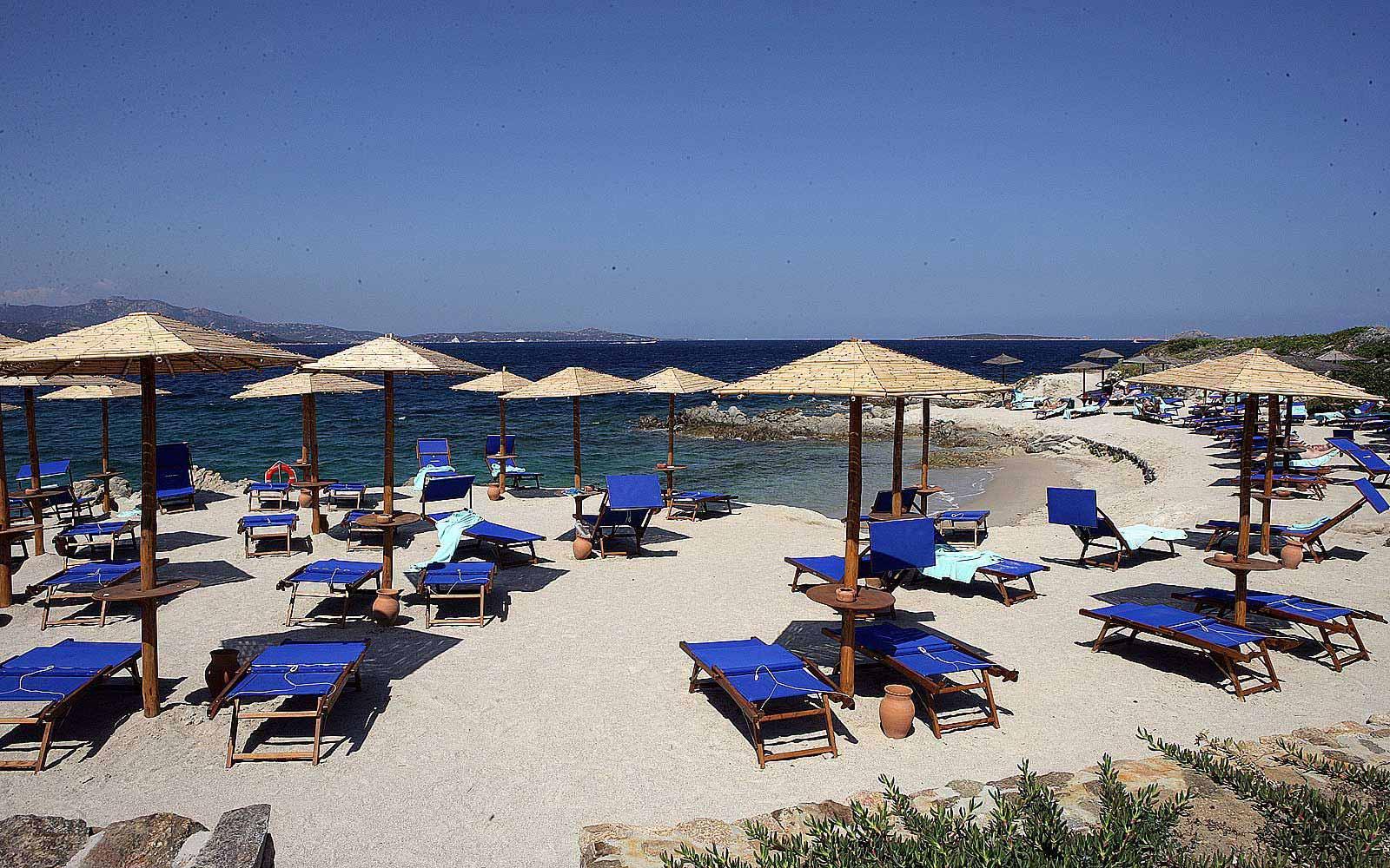 Beach at Hotel Sporting