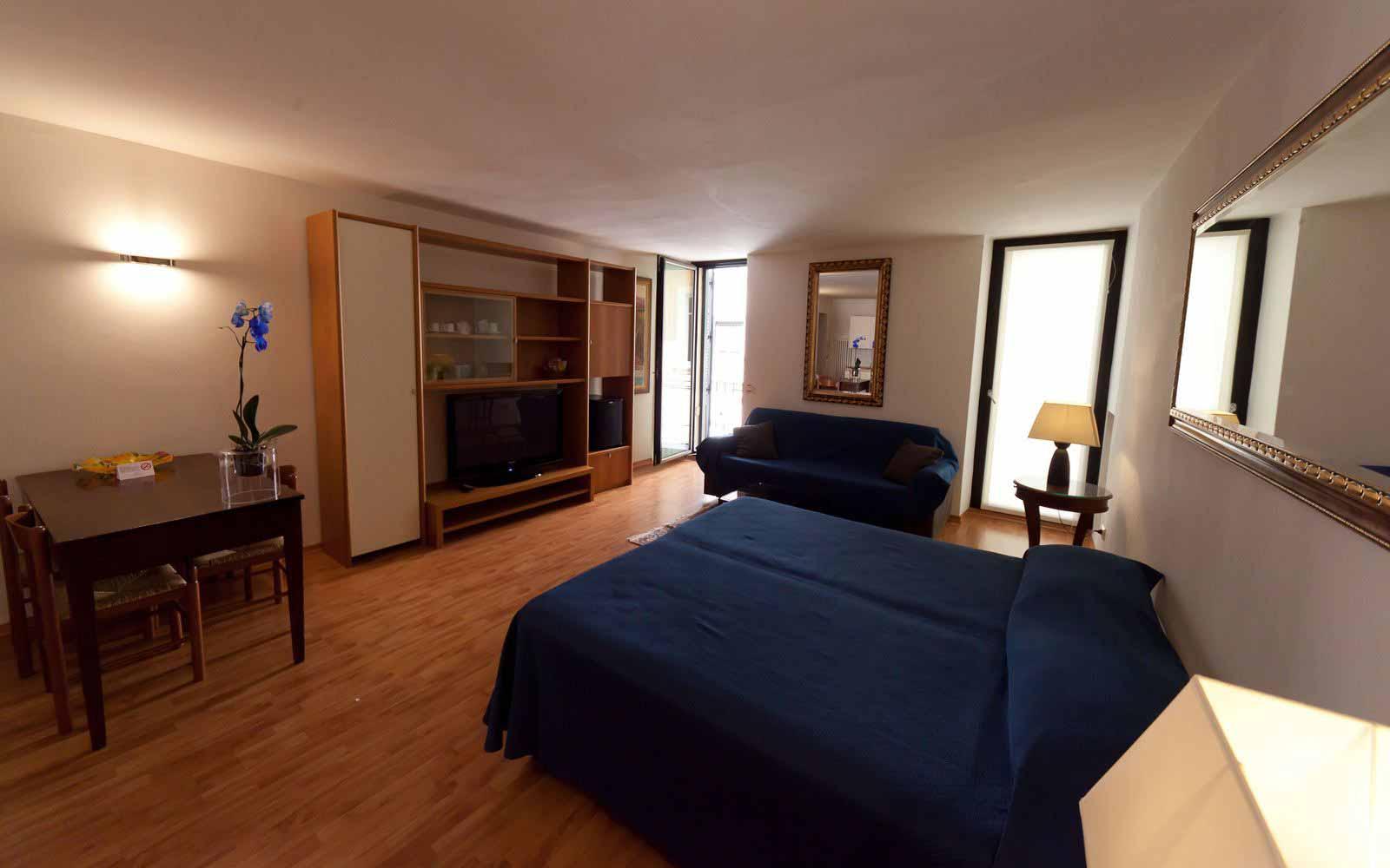Standard room at Hotel Giulietta & Romeo
