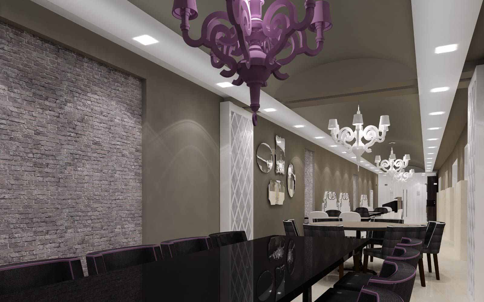 I Sofa restaurant at St George Hotel