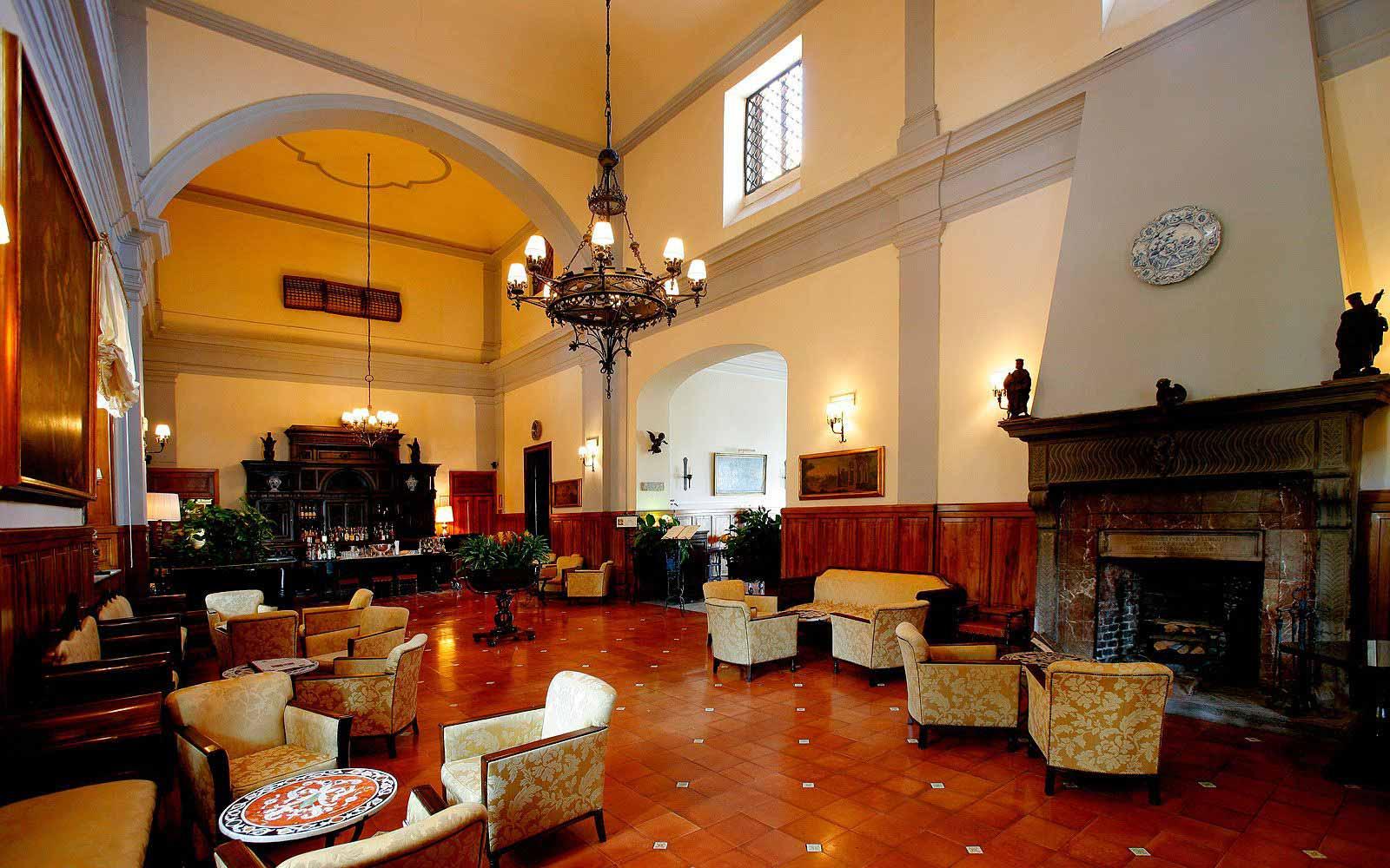 Grand Bar at the San Domenico Palace Hotel