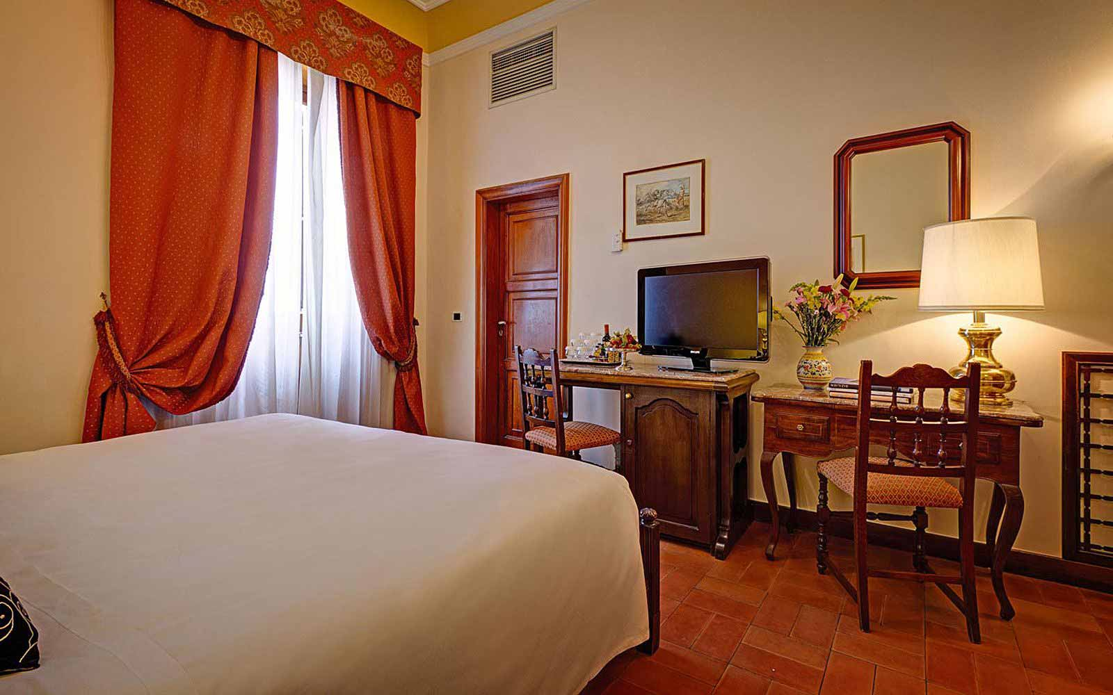 Superior room with sea view at San Domenico Palace Hotel