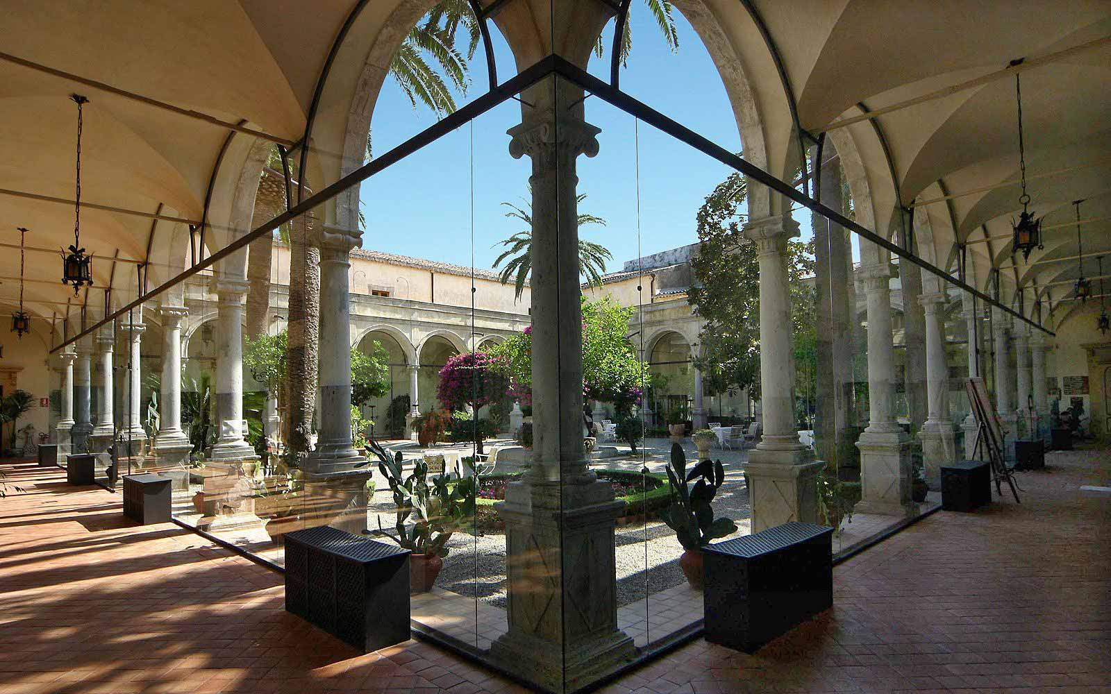 The Old Cloister at San Domenico Palace Hotel