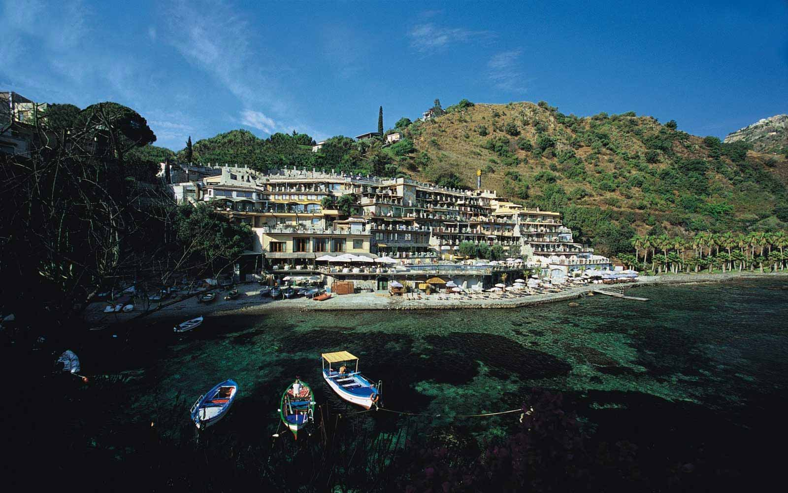 Grand Hotel Atlantis Bay Taormina