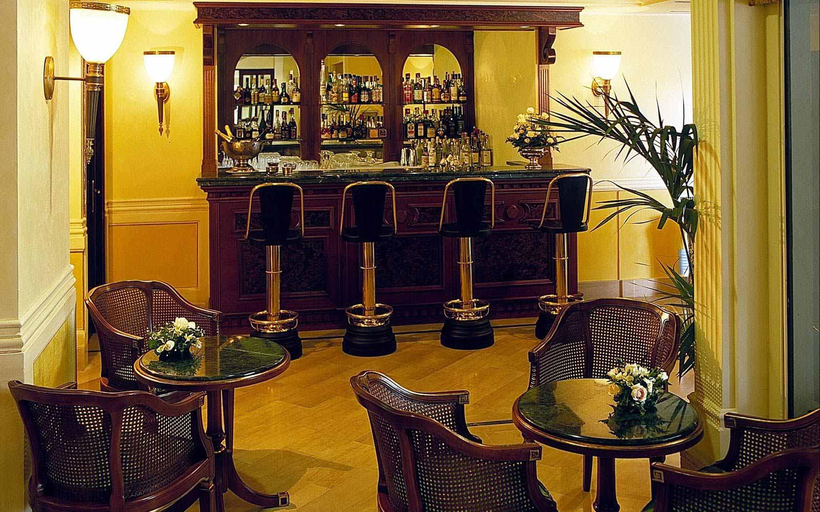 Bar at Hellenia Yachting