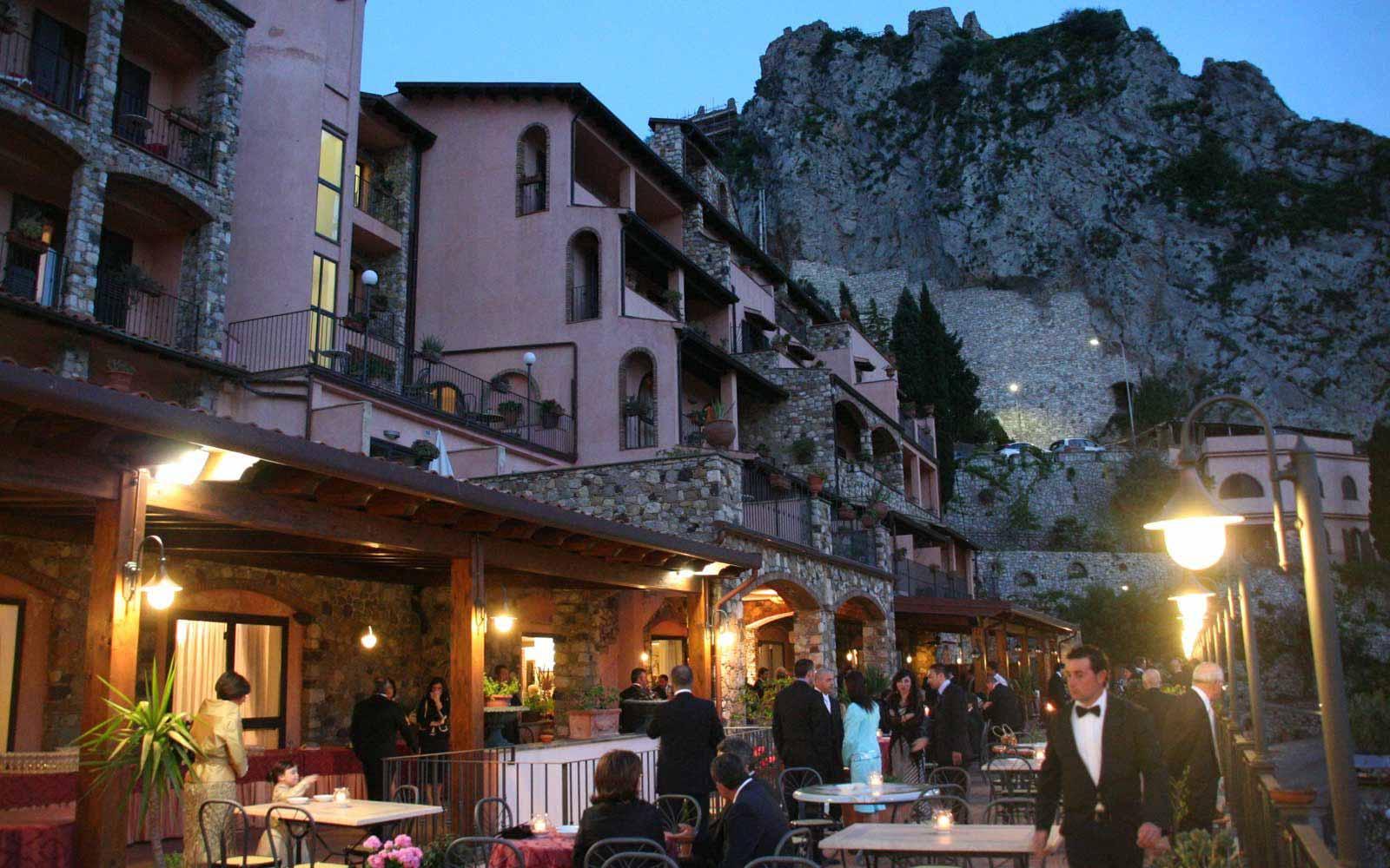 Restaurant at Villa Sonia