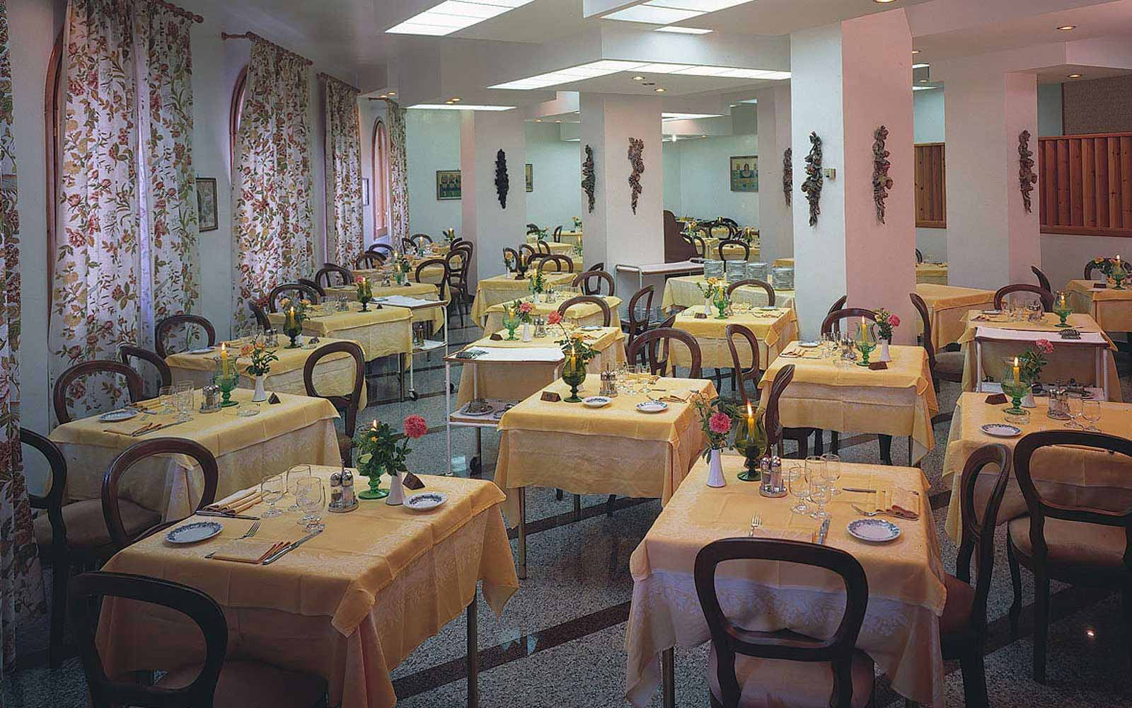 Restaurant at Hotel Ipanema