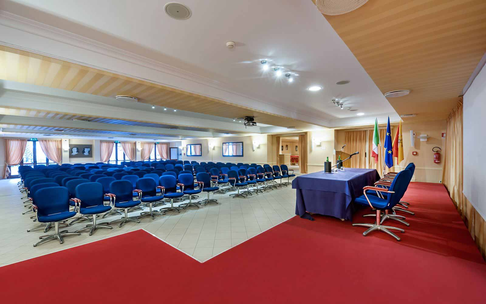 Meeting room at Dioscuri Bay Palace
