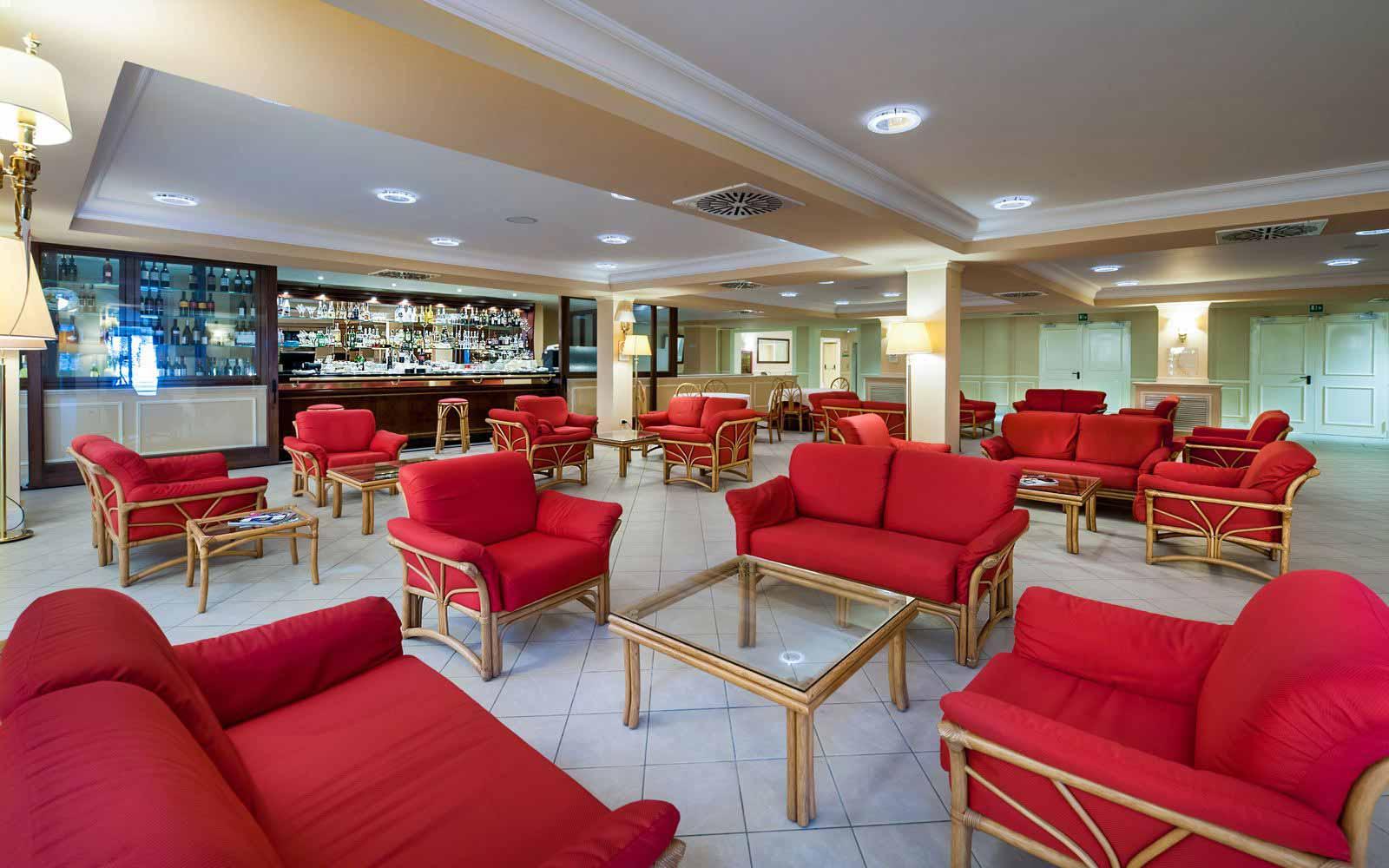 Bar at Dioscuri Bay Palace